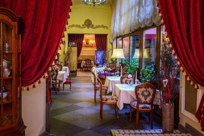 Gastronomic tour: Cuisine of imperial times