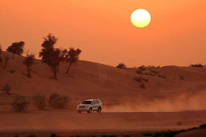 Hurghada: 5-Hour Sunset Safari