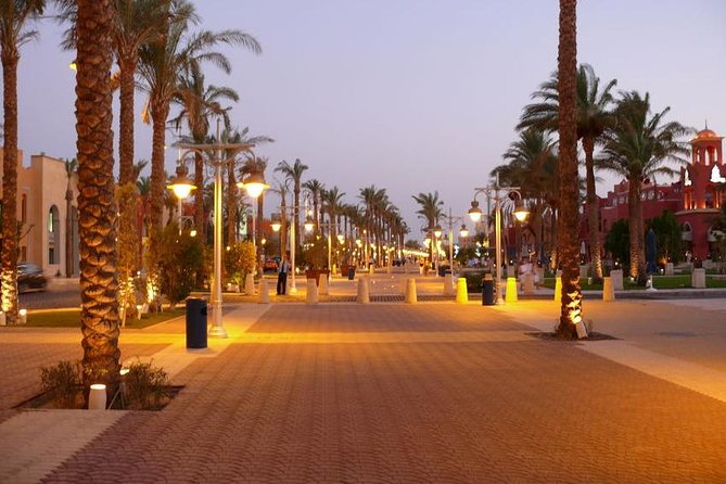 Hurghada City Private Sightseeing Tour