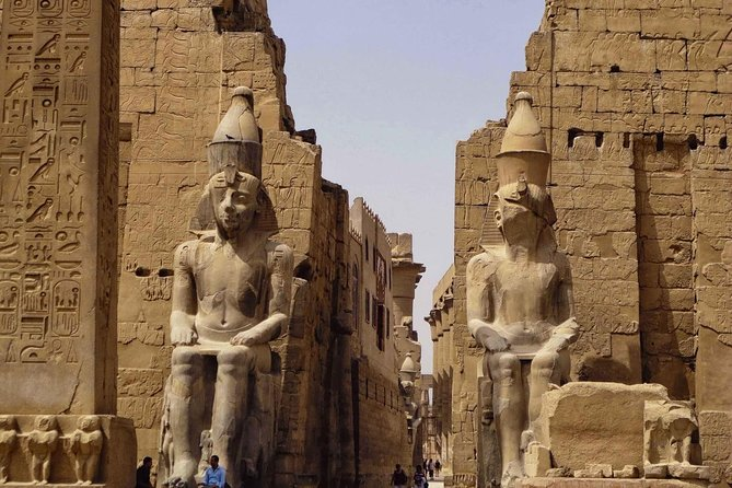 One Day Tour to Luxor from Aswan
