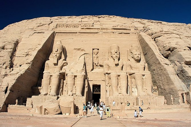 Luxor Aswan and Abu Simbel 3 days tour from El Gouna