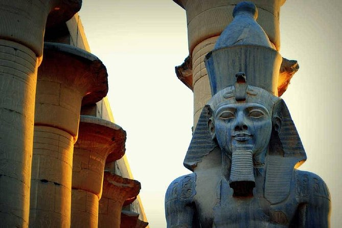Luxor day tour from Aswan