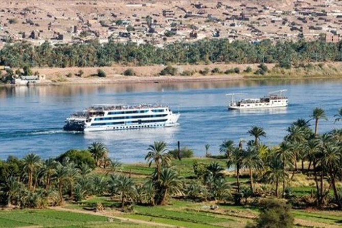 5 Day Nile Cruise 4 nights Tour from Luxor Holidays