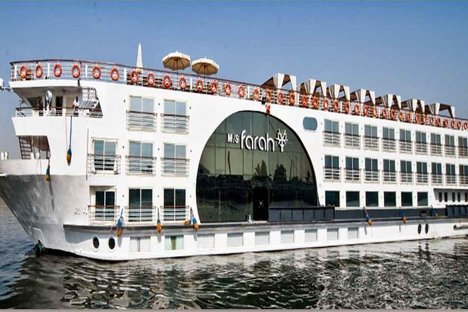Enjoy Five Days Nile cruises From Hurghada