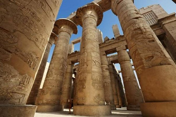 Special two days tour luxor from El Gouna
