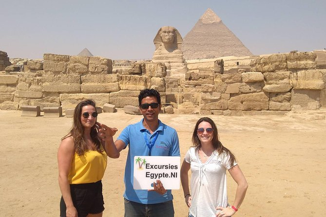 Private 2-Day Tour from Safaga Port to Luxor and Cairo with Egyptologist Guide