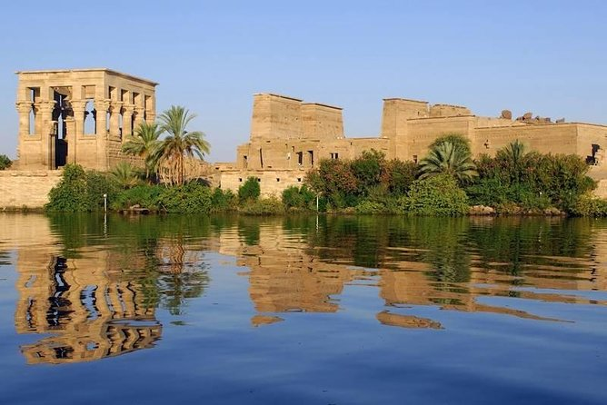 Tour To High Dam, The Unfinished Obelisk & Philae Temple From Aswan