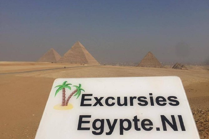 Private Full-Day Trip to Cairo from Hurghada by car