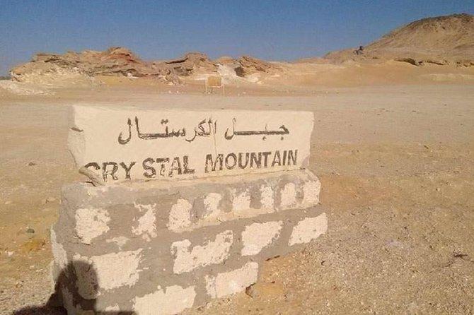 White Desert 2 Days Tour From Hurghada By Flight