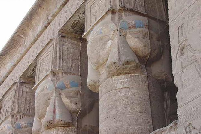 Full-Day Dendera Temple Tour from Hurghada