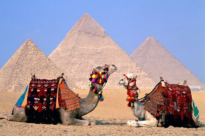 Hurghada: Full-Day Trip to Cairo by Private Car