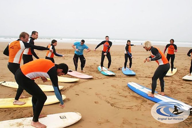 Surf Coaching Package