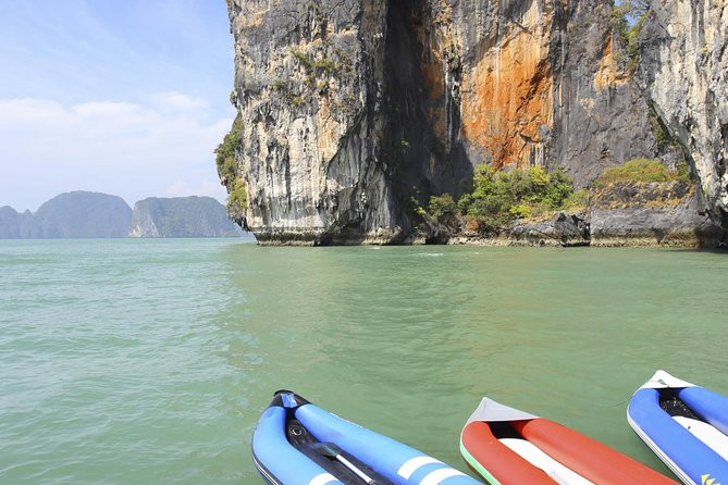 Phang Nga Bay Day Trip from Phuket by Speedboat