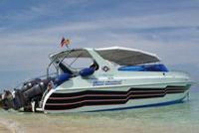 Koh Hong Island Tour by Speed Boat from Krabi photo 3