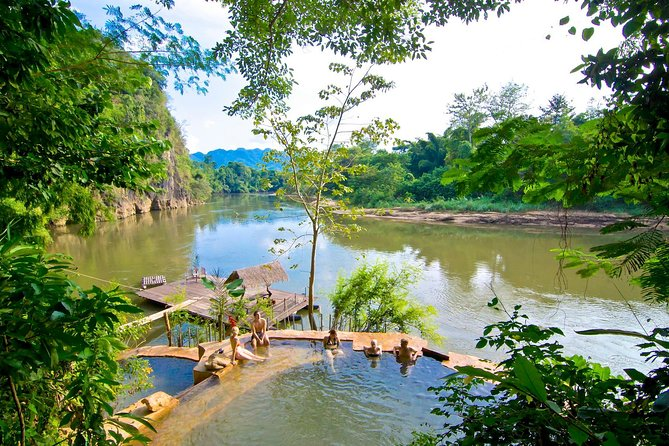 3-Day Death Railway, Mon Tribal Village, and Kwai River Tour from Bangkok