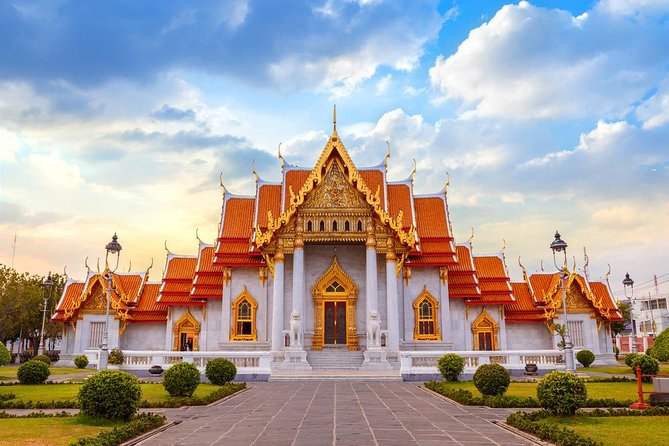 Bangkok Temples Tour Including Reclining Buddha at Wat Pho without Hotel Pick Up