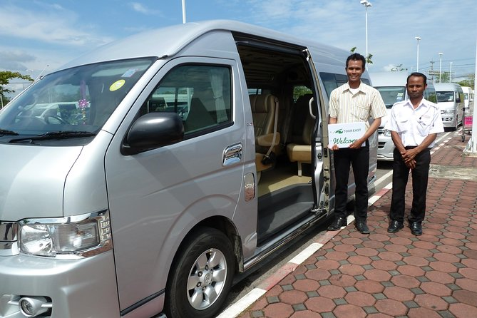 Phuket Minibus Rental with Driver and Guide
