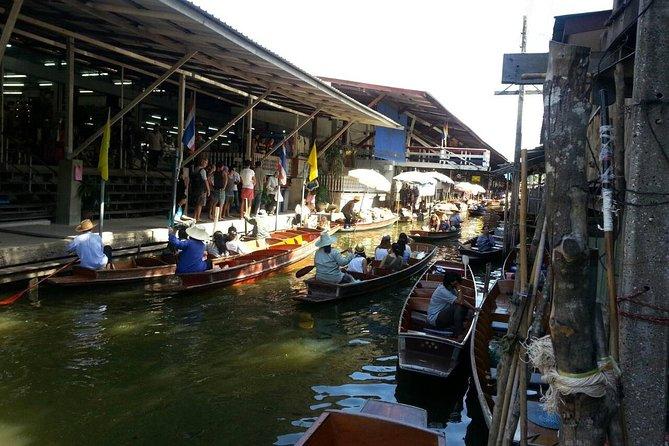 Floating Market and Woodland