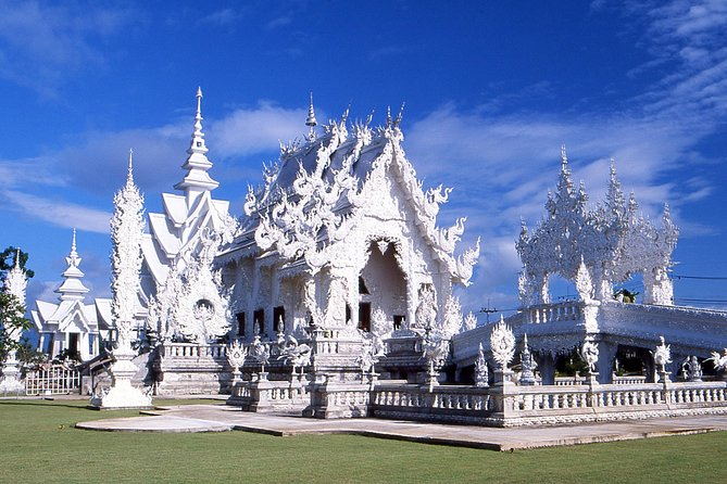 Chiang Rai City and Temples Tour
