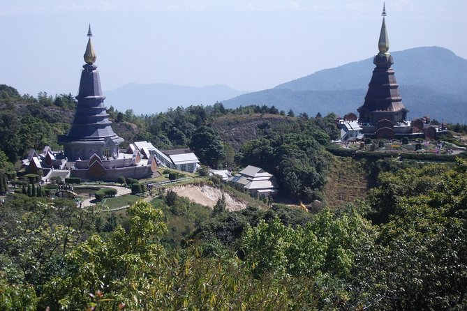 Doi Inthanon National Park - Thailand's Highest Peak