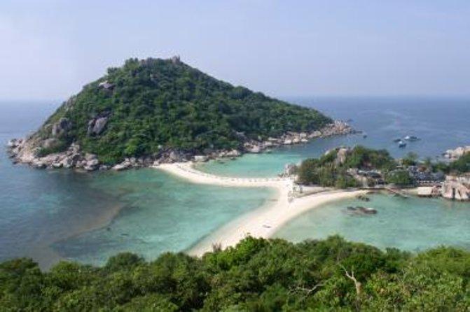 Koh Tao and Koh Nangyuan Snorkeling Trip from Koh Samui