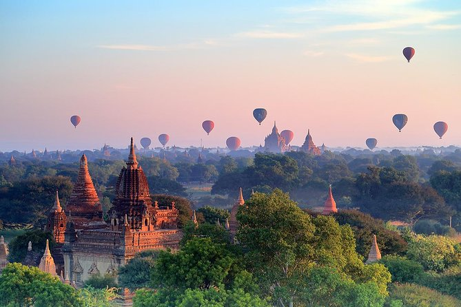 Private Bagan Excursion to Sale and Mount Popa Full Day