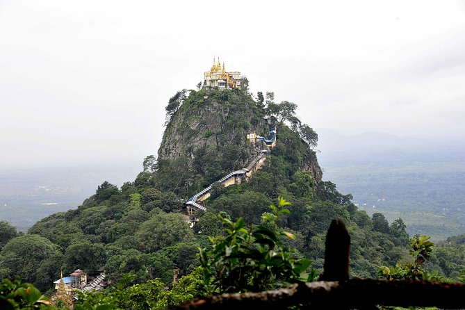 Private Bagan Excursions to Mount Popa Haft Day