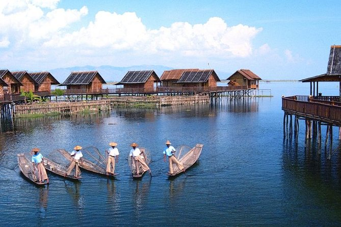 Inle Lake Excursion Private Tour Full Day