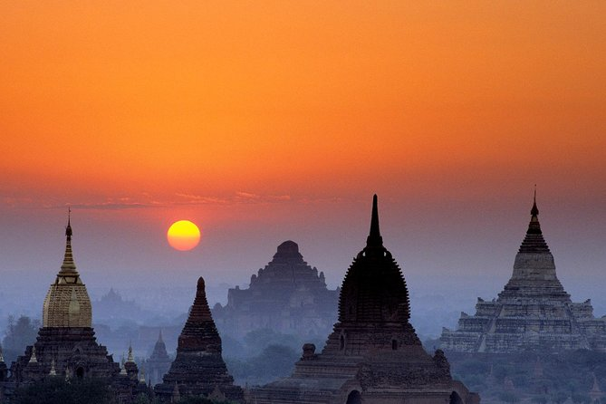 Private Full-Day Colorful Private Tour in Bagan