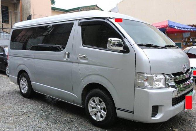 Private Van from Puerto Princesa to El Nido or vice-versa