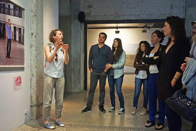 Art Gallery Tour in Tel Aviv