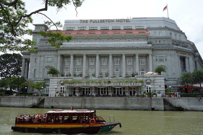Voetstappen van het verleden van Singapore met Afternoon Tea