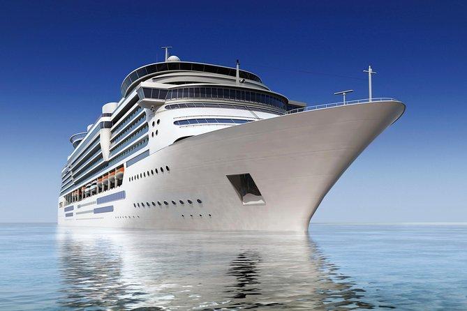 Singapore Transfer: Singapore Cruise Center of Tanah Merah Ferry Terminal naar Singapore Changi Airport