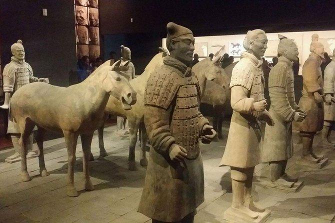 Chengdu to Xian Terracotta Warriors By Fast trian