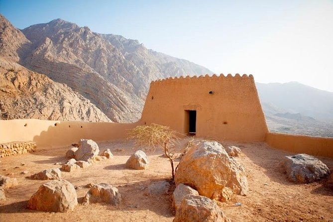 Private Ras Al Khaimah Guided City Tour