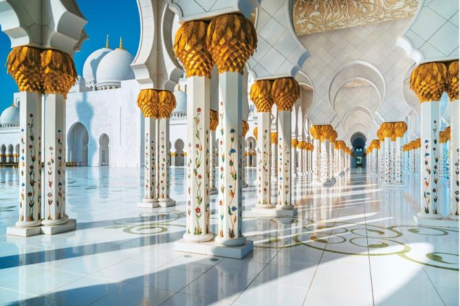 Abu Dhabi Guided City Tour From Ras Al Khaimah
