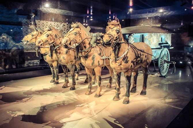 Private Half-Day Tour of Xi'an Terracotta Warriors