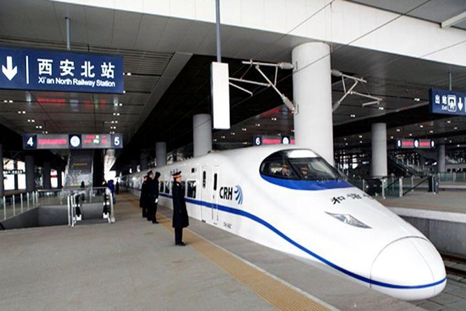 Xi'an North Railway Station Pick up service