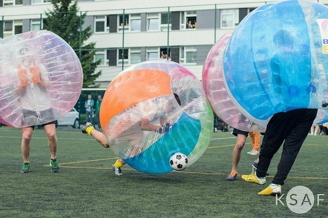 Bubble Football - Funniest Game Ever