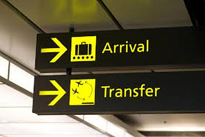 1 way Airport transfer