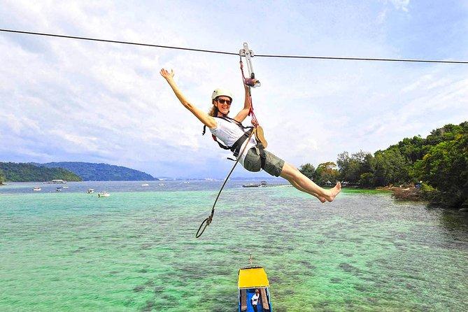 Marine Park Coral Flyer Zipline