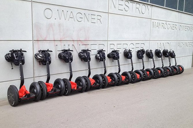 SEGWAY City Tour Vienna