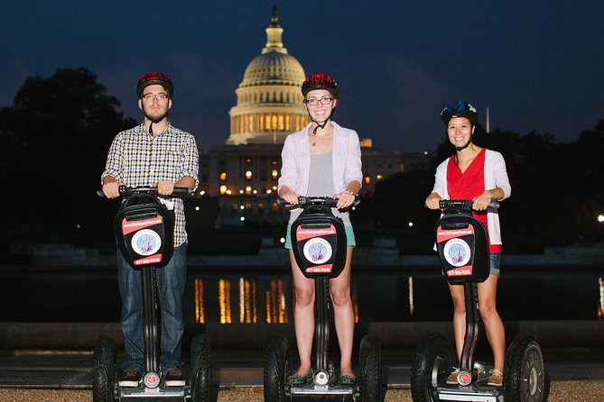 Washington DC Segway Night Tour photo 1