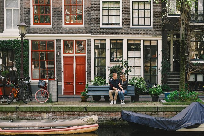 Personal Travel and Vacation Photographer Tour in Amsterdam