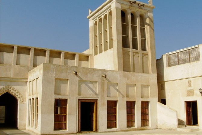 Excursion privée d'une demi-journée: visite de la vieille capitale de Bahreïn