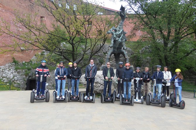 Segway Tour in Krakow - Jewish Quarter