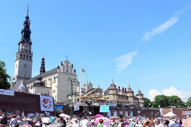 One-Day Wadowice & Czestochowa Tour from Krakow