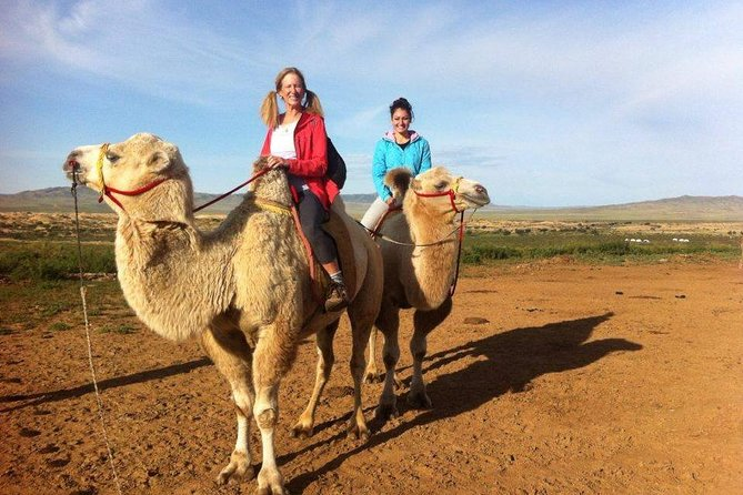 1 Day Semi-Gobi Tour Including Lunch And Free Camel or Horseback Ride
