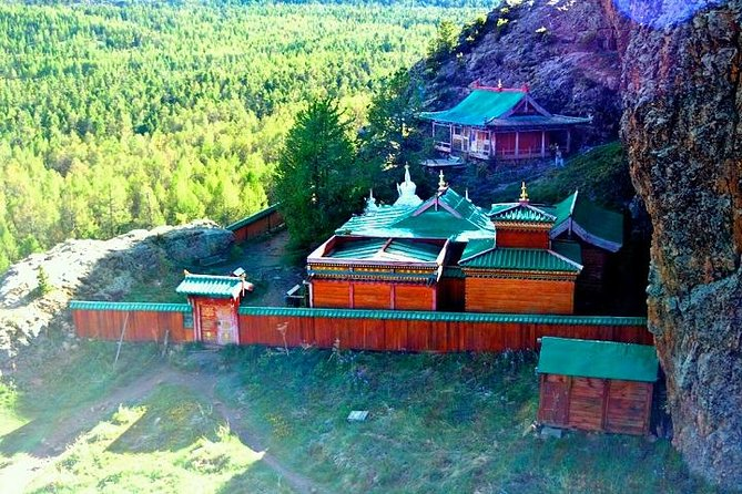 The Best 6 Days Tour in Central Mongolia