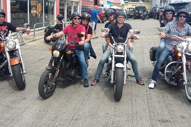 Bild Harley-Davidson-Tour durch St. Maarten (Kreuzfahrt-Ausflug)